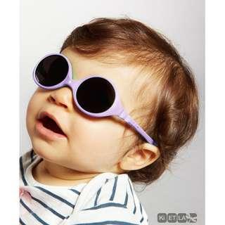 Ki ET LA Baby Sunglasses 0-18mth Diabola – Mauve