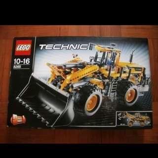 全新未開盒 Lego 8265 Front Loader Technic 系列 (09年出產)