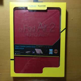 全新原價298 ipearl magic foldable leather cover Ipad air 2