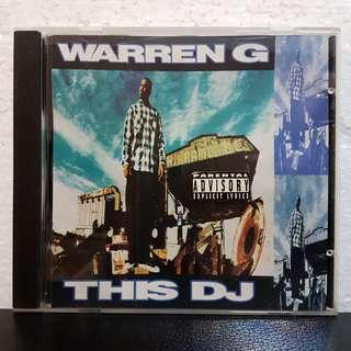 CD》Warren G - This D.J.