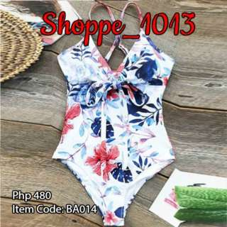 Brea One Piece Swimwear BA014