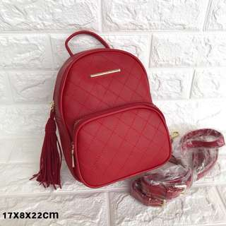 SALE!!!! Backpack charles and keith tas import wanita