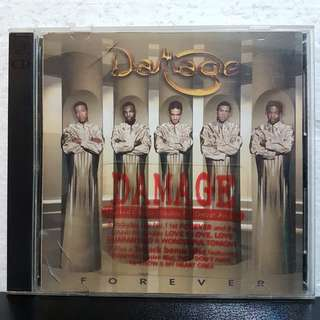 CD》Damage- Forever