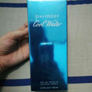 Authentic Davidoff Cool Water