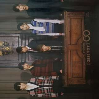 INFINITE TOP SPEED ALBUM POSTER