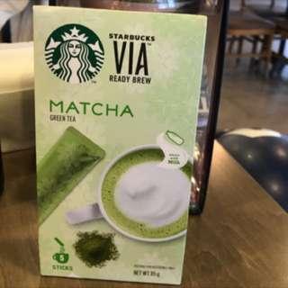 🚚 星巴克 抹茶via 日本進口