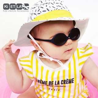 Ki ET LA Baby Sunglasses 0-18mth Diabola – Black