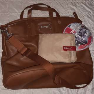 Diaper bag Babymell London