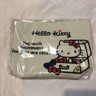 正版Hello Kitty手提袋