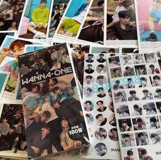 [Readystock] Wannaone Postcard