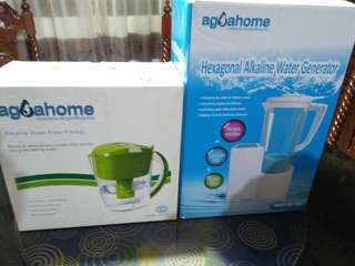 REPOSTING!!? SALE.. Electric Alkaline Water pitcher