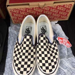 Vans Slip On Anaheim Cheakerboard