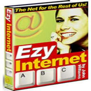 Ezy Internet ABC (44 Page eBook)