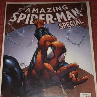 Marvel The Amazing Spider-Man Special #1 Kubert Variant