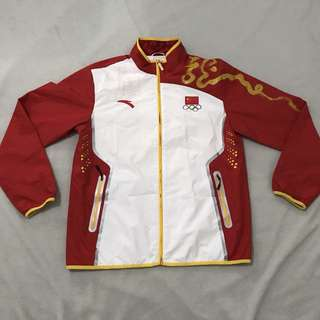 China Olympic 2012 Uniforms