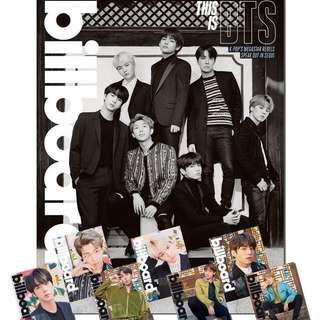 Bts billboard - limited set