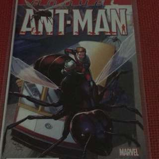 Marvel Ant-Man Annual #1