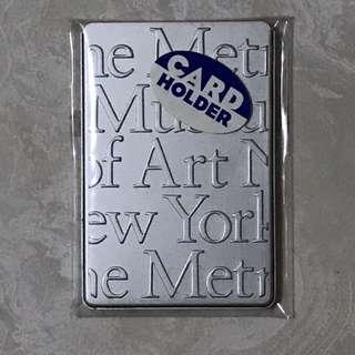 Metropolitan Museum of New York Card Holder