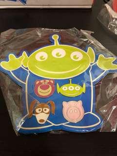香港 迪士尼 徽章 DISNEY PIN 奇妙處處通 Toy Story  SET