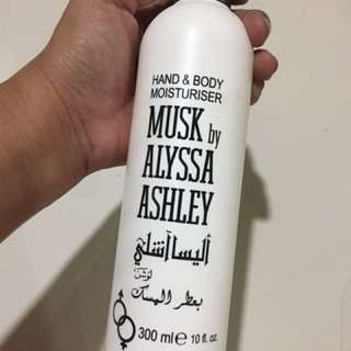 Lotion from Saudi
