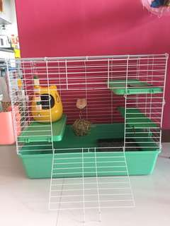 Guinea Pig/ rabbit / small animal cage