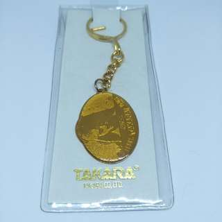 Takara Golden Key Chain #Bajet20