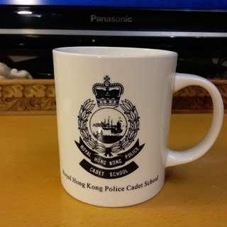皇家香港警察/警校皇冠頭水杯(Royal Hong Kong Police Cadet School)