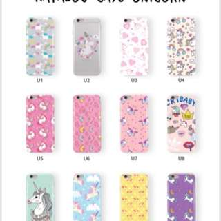 Costum Case Unicorn
