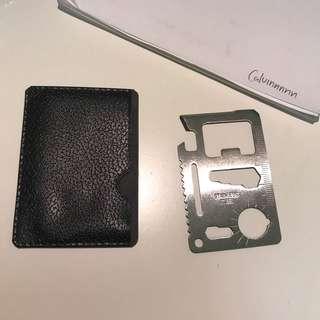 Multipurpose pocket tool
