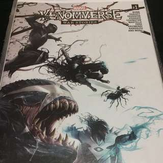 Marvel Venomverse War Stories #1