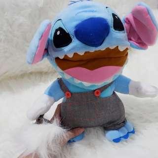 Boneka lilo and stitch