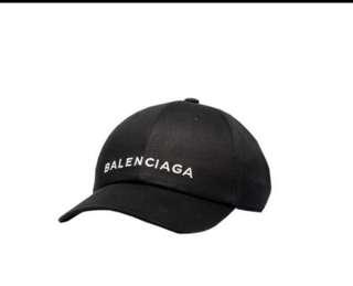 Balenciaga cap brand new