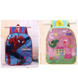 Kids backpack/ school bag