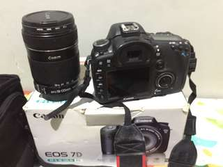 Canon DSLR D7