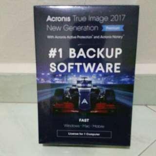 Acronis True Image 2017 Premium