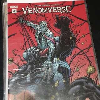 Marvel Venomverse #2