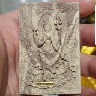 Kruba Krissana Lord Shiva Amulet ( Rare )