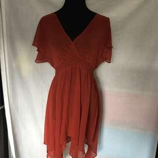 Dorothy Perkins Kimono dress