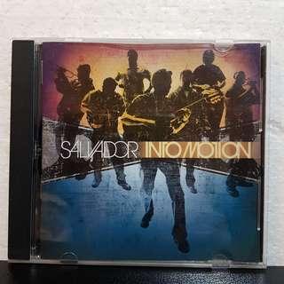 CD》Salvador - Into Motion