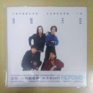 Beyond 黃家駒 黃家強 黃貫中 葉世榮 海闊天空 滾石唱片 AMUSE 黑膠 LP