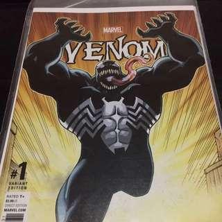 Marvel Venom #1 Variant B
