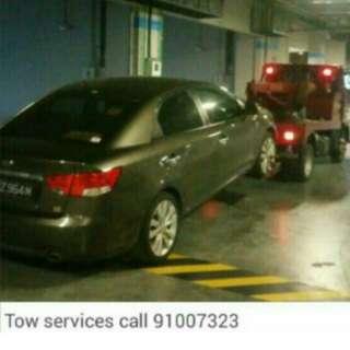 Car towing service - 91007323