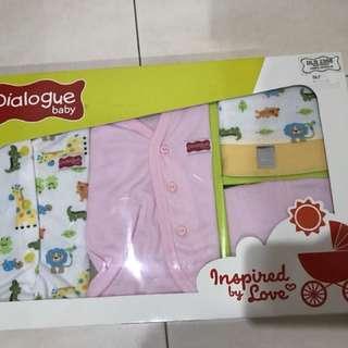 Gift set baju baby girl newborn