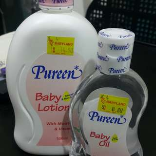 Pureen Products  (Baby bath)