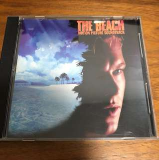 The Beach - Movie Soundtrack