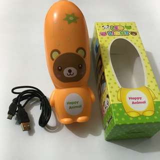 Happy Animal USB LED Light 可愛動物照明燈