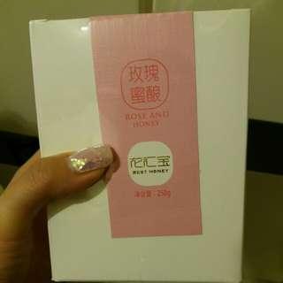 玫瑰蜜釀 Rose and honey 250g