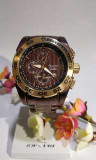 Jam Tangan Alexandre Christie Like New