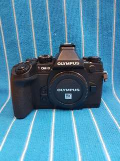 Olympus EM1 body