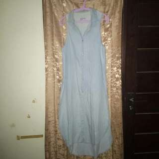 Dress jeans kemeja Cotton On